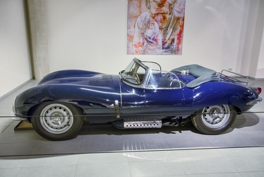 Jaguar XKSS OTS 1957 side