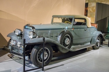 Marmon Sixteen convertible coupe by LeBaron 1932 fl3q