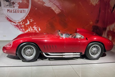 Maserati 300 S spider by Fantuzzi 1957 side