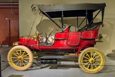 Stanley Model F tourer 1906 side