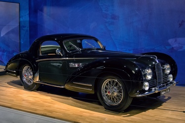 Talbot Lago T26 Grand Sport coupe by Chapron 1949 f3q
