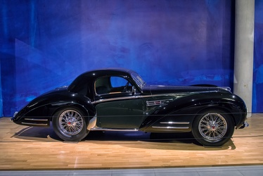 Talbot Lago T26 Grand Sport coupe by Chapron 1949 side