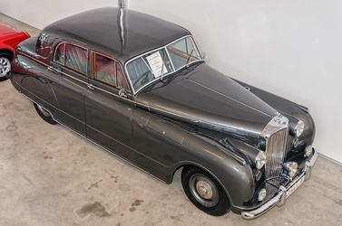Bentley Mk VI super sport saloon by Mulliner 1949 fr3q