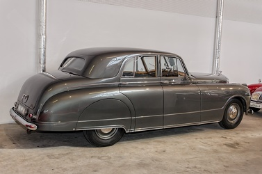 Bentley Mk VI super sport saloon by Mulliner 1949 r3q
