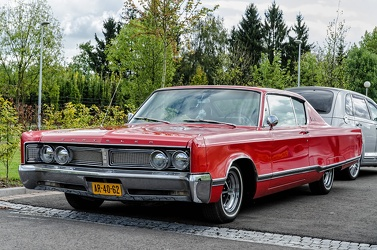 Chrysler Newport Custom hardtop coupe 1967 fl3q