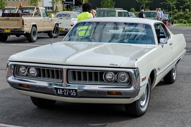 Chrysler Newport Royal hardtop coupe 1972 fl3q