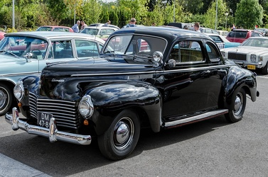 Chrysler Royal 2-door coupe 1940 fl3q