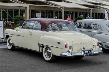Chrysler Windsor Newport hardtop coupe 1950 r3q