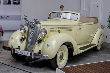 Hudson Custom Eight Series 65 convertible coupe 1936 fl3q