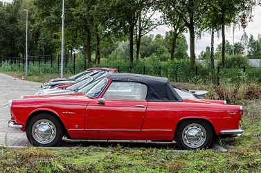 Lancia Appia S3 convertible by Vignale 1961 side