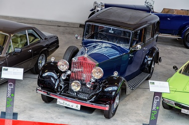 Rolls Royce 20/25 HP 6-light limousine by Park Ward 1935 fl3q