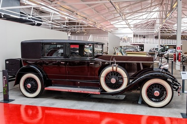 Rolls Royce Phantom I Kenilworth sedan by Brewster 1929 side