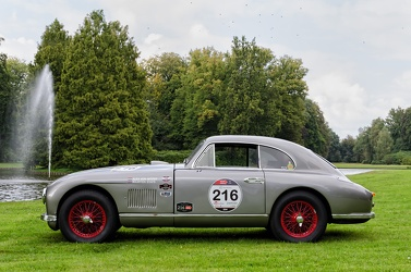 Aston Martin DB 2 S2 Vantage 1951 side