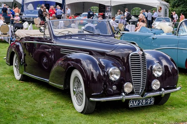 Delahaye 135M Milord cabriolet by Chapron 1950 fr3q