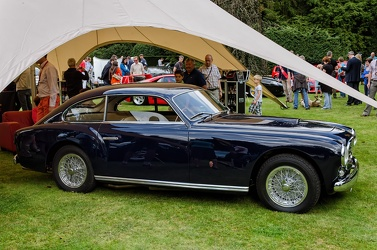 Ferrari 212 Inter berlinetta by Ghia 1952 side