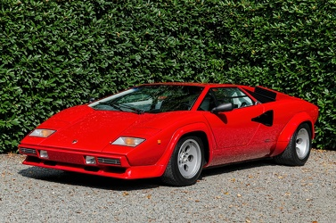 Lamborghini Countach 5000 QV by Bertone 1986 red fl3q
