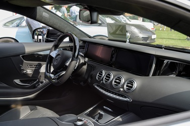Mercedes S 500 AMG-line coupe 2014 interior