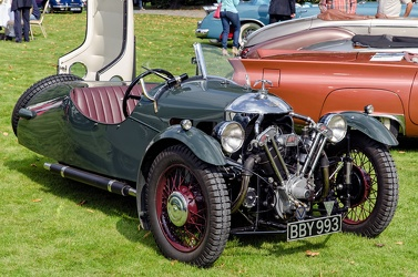 Morgan Sports 2-seater 1933 fr3q