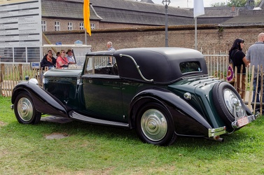 Bentley 4.25 Litre sedanca coupe by Van Vooren 1939 r3q