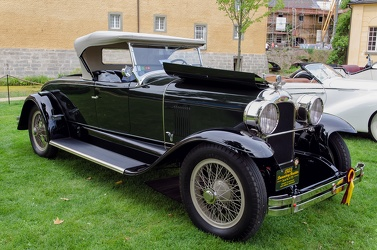 Duesenberg Model A roadster by Millspaugh & Irish 1923 fr3q