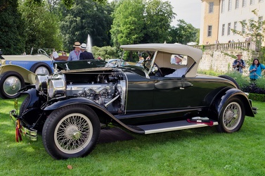 Duesenberg Model A roadster by Millspaugh & Irish 1923 side