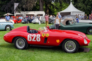 Ferrari 500 Mondial S2 MM spider by Scaglietti 1955 side