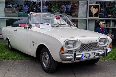 Ford Taunus P3 17m cabriolet by Deutsch 1962 fr3q