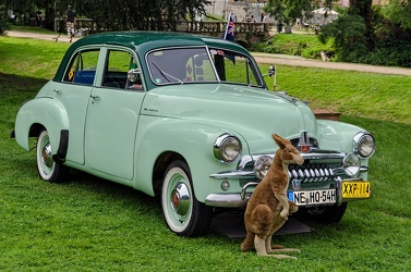 Holden FJ Special 4-door sedan 1954 fr3q