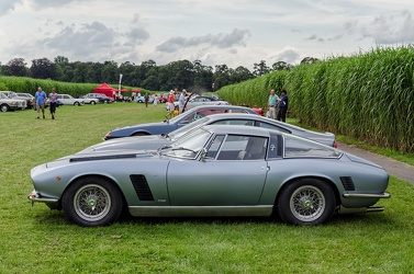 Iso Grifo S1 GL400 7 Litri by Bertone 1969 side