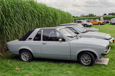 Opel Kadett C Aero by Baur 1977 side