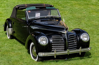 Rosengart LR539 Supertraction cabriolet 1940 fr3q