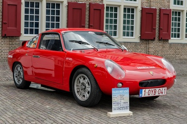 Abarth Monomille GT rebody by GMR 1961 fr3q