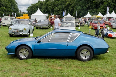 Alpine A310 V6 S1 1977 side