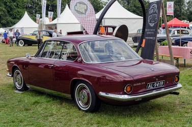 BMW 3200 CS by Bertone 1964 r3q