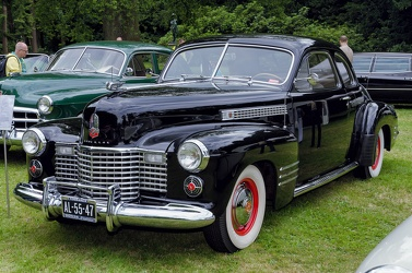 Cadillac 62 DeLuxe coupe 1941 fl3q