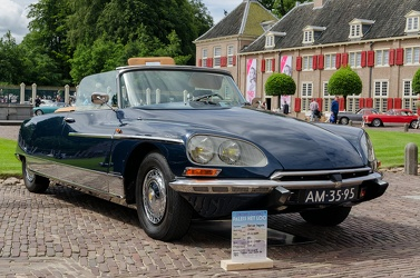 Citroen DS 21 S3 Le Caddy by Chapron 1967 fr3q