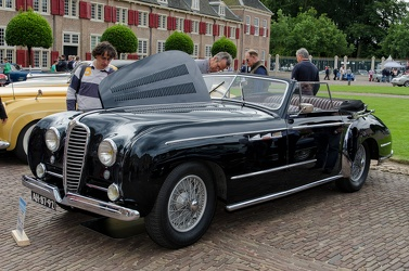 Delahaye 135MS Milord cabriolet by Chapron 1950 fl3q