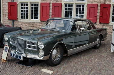 Facel Vega Excellence EX1 1959 fl3q