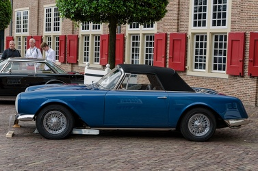 Facel Vega Facel 6 cabriolet 1964 side