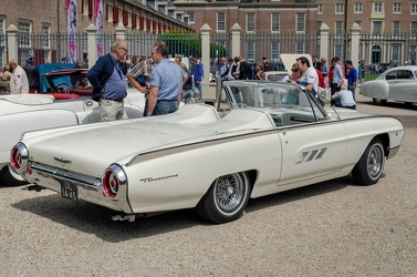 Ford Thunderbird sport roadster 1963 r3q
