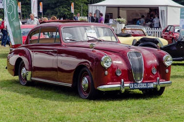 Lagonda 3 Litre 2-door saloon by Tickford 1953 fr3q