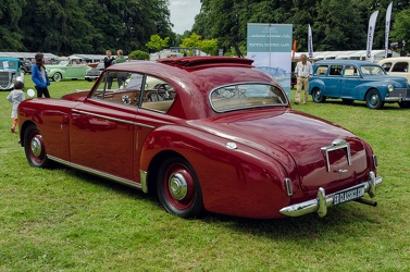Lagonda 3 Litre 2-door saloon by Tickford 1953 r3q