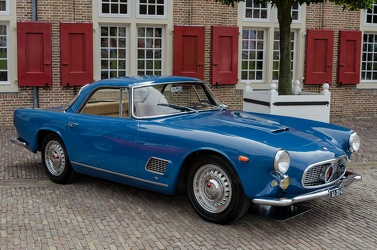 Maserati 3500 GT by Touring 1962 fr3q