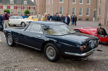 Maserati 5000 GT by Allemano 1961 r3q