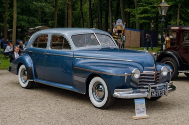 Oldsmobile Custom Cruiser 98 4-door sedan 1941 fr3q