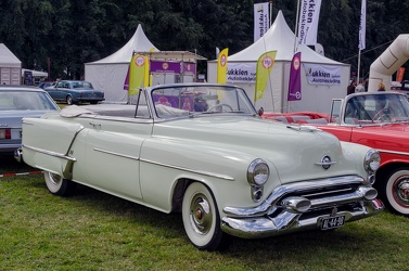 Oldsmobile Super 88 convertible coupe 1953 fr3q