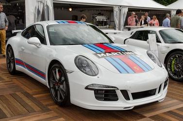 Porsche 911 (991) Martini Racing Edition 2014 f3q