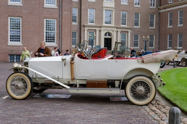 Rolls Royce 40/50 HP Silver Ghost phaeton by Waring Bros 1914 side