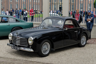 Simca 8 Sport coupe by Facel Metallon 1950 fl3q
