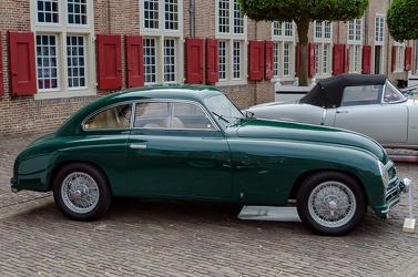 Stanguellini 1100 berlinetta sport by Bertone 1946 side